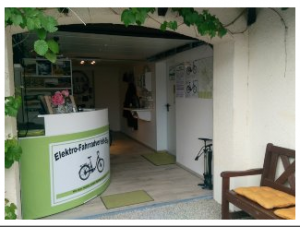 Elektro-Fahrradverleih Eifel